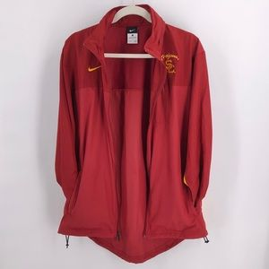 Nike Men's USC Trojans Full Zip Track Jacket